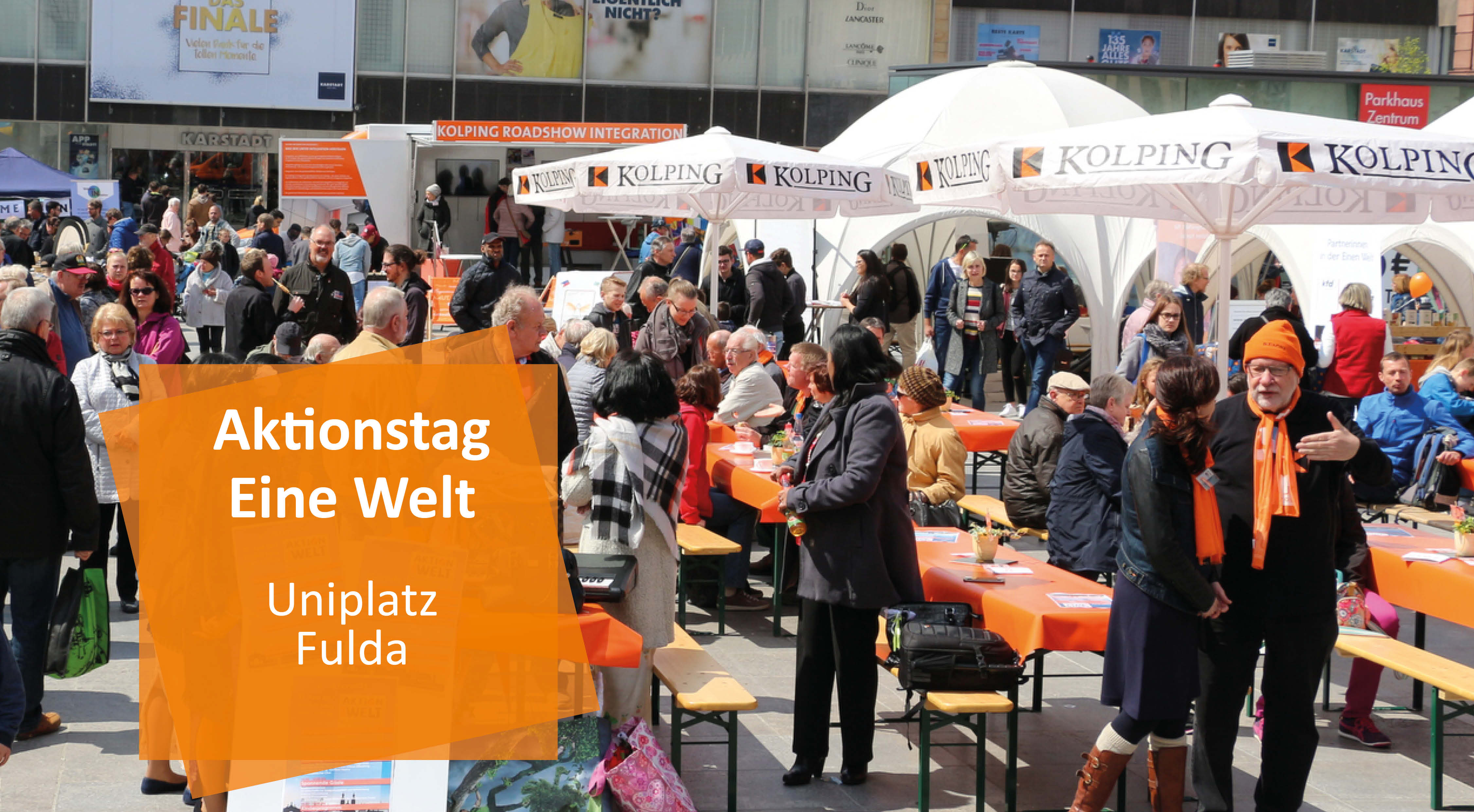 Aktionstag Eine Welt | 25. April 2020